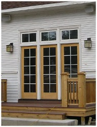 Patio Doors w-Transom